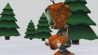 Robo-Christmas