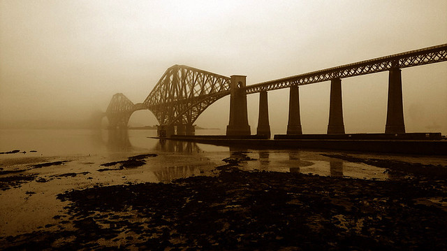 Forth Rail Fog