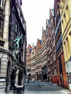 Antwerpen | by mseckington