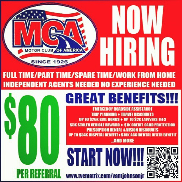 INDEPENDENT AGENTS EARN $80 PER REFERRAL!!!! http://goo gl