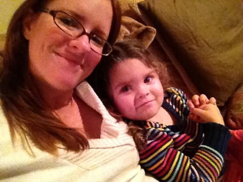 cuddled on the couch | by The Spohrs Are Multiplying...