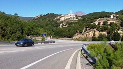 Дорога в Бастию