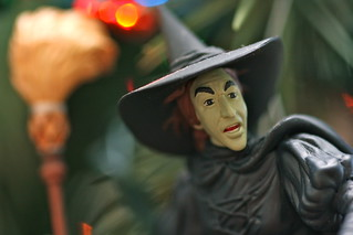 Christmas decorations - Wicked Witch of the West | by kevin dooley