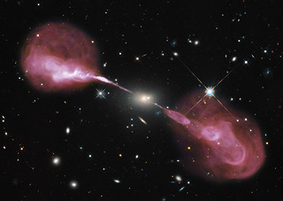 Radio Galaxy Hercules A | by Hubble Heritage