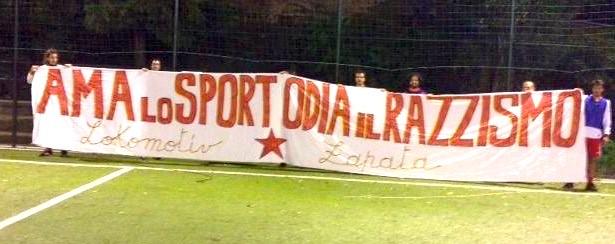 Lokomotiv Zapata, Italy