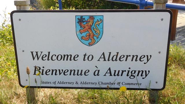 0002 Alderney (Channel Islands)