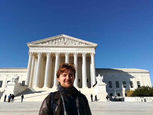 US Supreme Court - Washington | by Fulbright Brussels