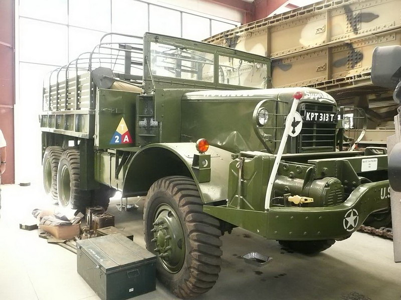 Mack NO 7.5 tons 1