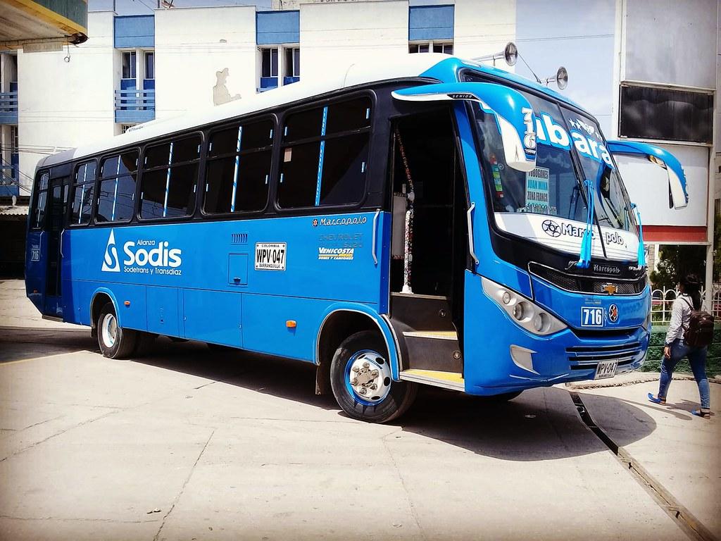 Alianza Sodis Tubará Buses Barranquilla Flickr