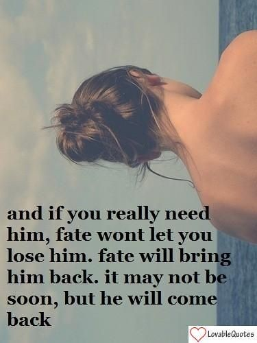 Soulmate Quotes Fate Love Quote This Is True Shane Y Flickr