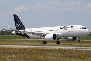 A320neo Lufthansa D-AINK | by XFW-Spotter