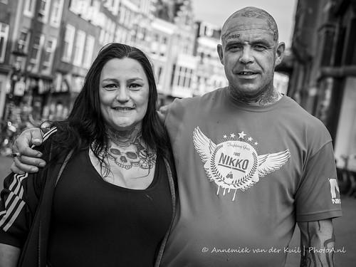 Tattoo couple | by PhotoA.nl