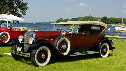 1929 Packard 645 Phaeton | by Crown Star Images