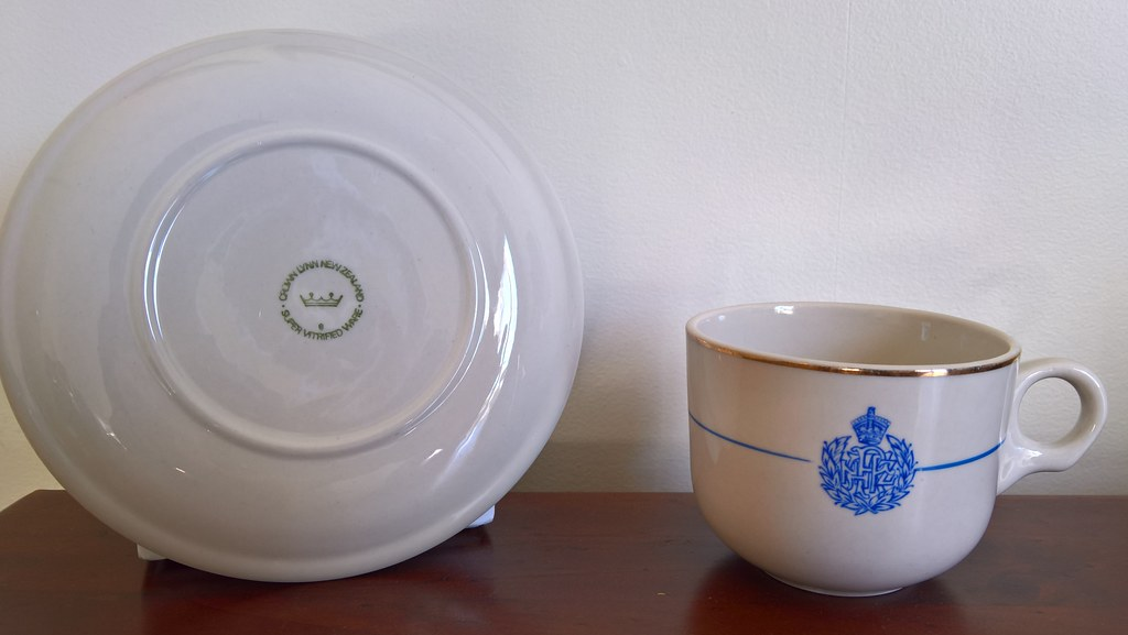 1022802536416 RNZAF Carlton Cup and Saucer duo | Shape 3635 cup* and Shape… | Flickr