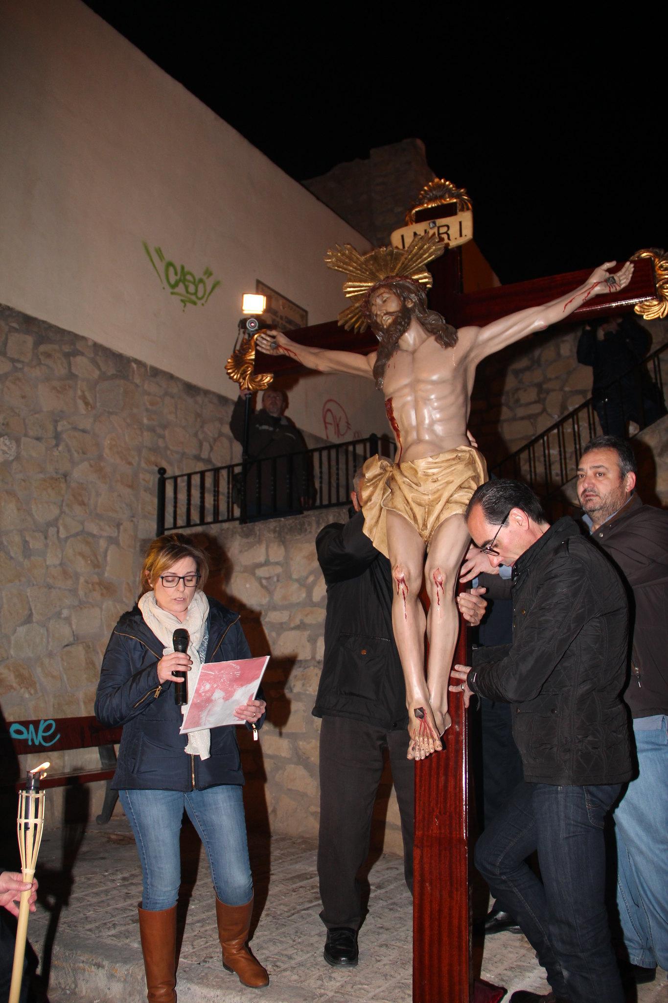 (2016-03-18) - VII Vía Crucis nocturno - Antonio José Verdú Navarro (033)