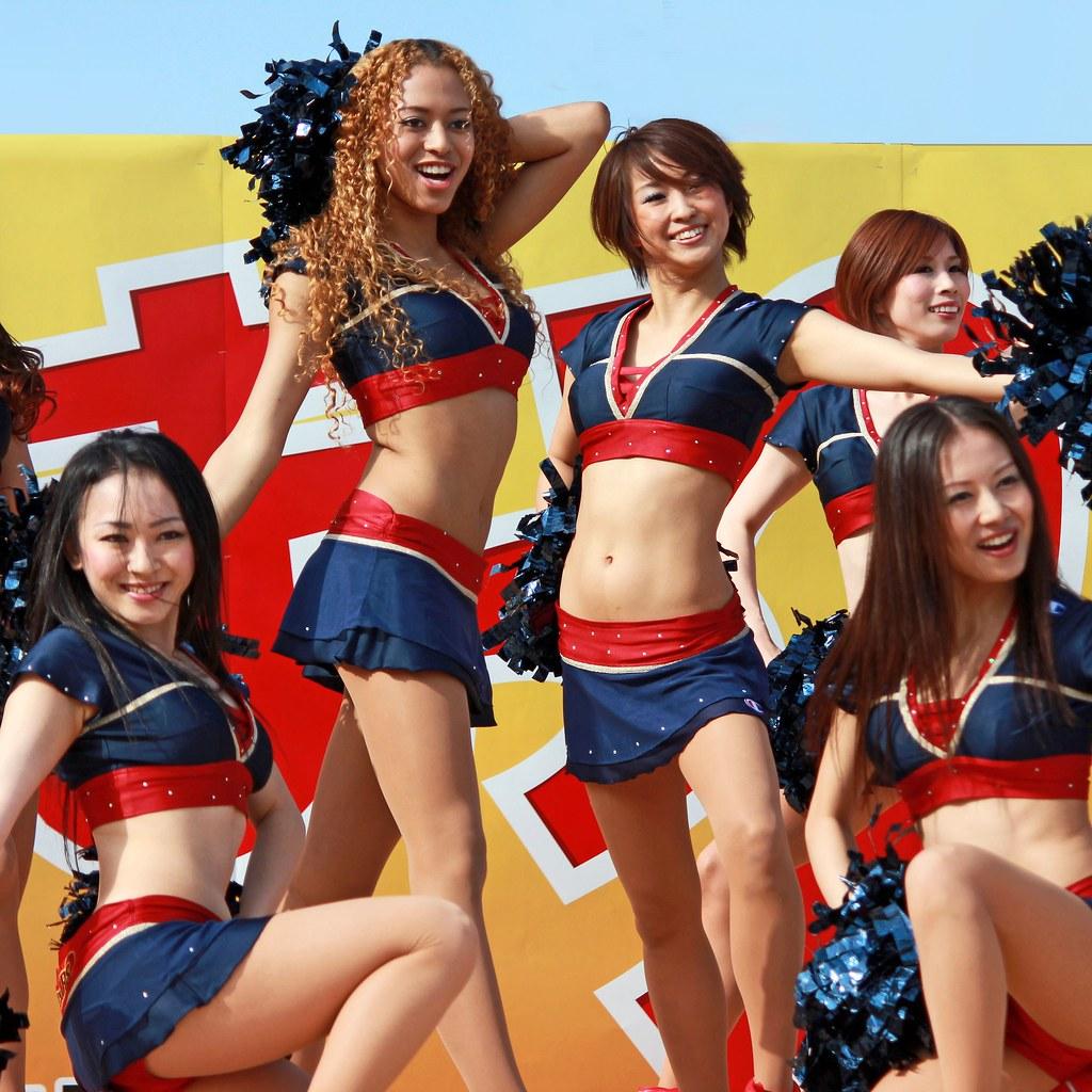 Cheerleader Slaves