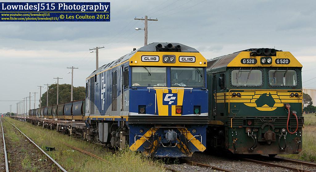 GL110 & G520 at Somerton by LowndesJ515