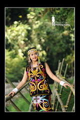 Sarawak Ethnic Costume The Orang Ulu Series Ethnic Costu Flickr