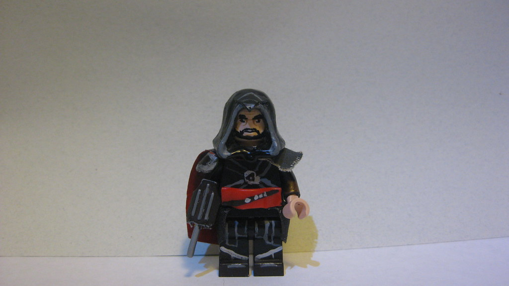Lego Assassins Creed Revelations Ezio Auditore De Firenze