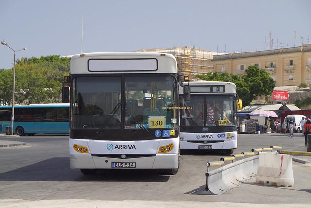 Arriva Malta BUS514/517