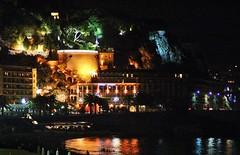 Ницца - подсветка города