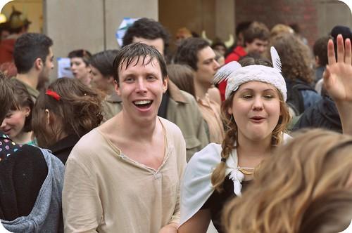 Spring/Fall Thesis Parade 2012