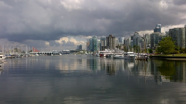 Vancouver by the Book: Coal Hoarbour