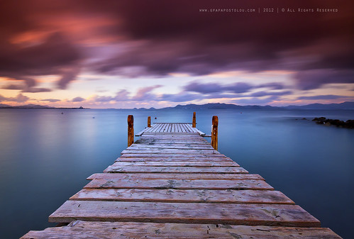 sunset sea seascape storm nature colors landscape nikon kos greece gettyimages aegeansea kosisland nikond7000 georgepapapostolou