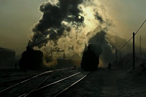 sy 0950 jixi didao jixicoalrailway province industrial steam railway gordonedgar hutong dongchang heilongjiang