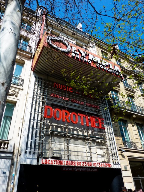 Dorothée - Olympia, Paris (2010)