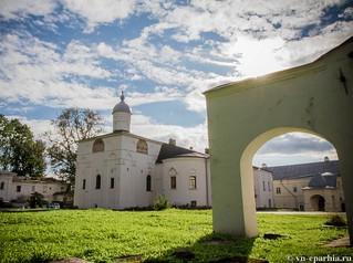 Всенощное бдение в Антониевом монастыре 45