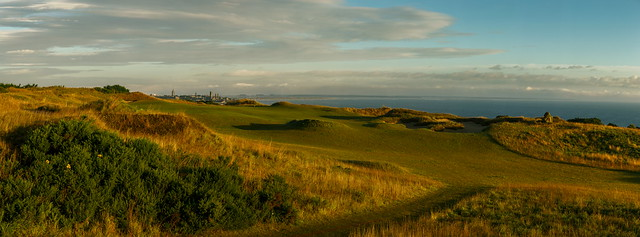The 3rd Hole at The Castle Course St Andrews