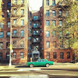 Green Machine - Sixth Ave | by agreatbigcity