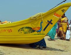 R.Arul's boat by Iam.sriram