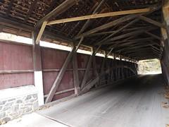 金, 2012-10-26 13:23 - Mercer's Mill Covered Bridge