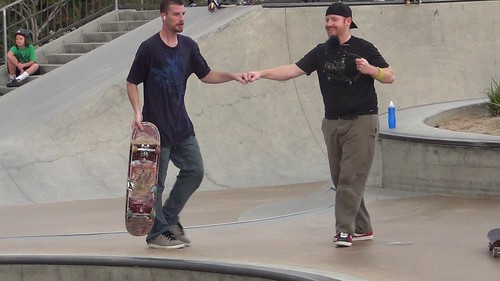 Brandon King and SXK