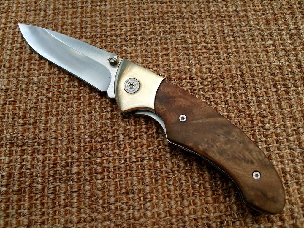 Fallow Locking Liner kit knife