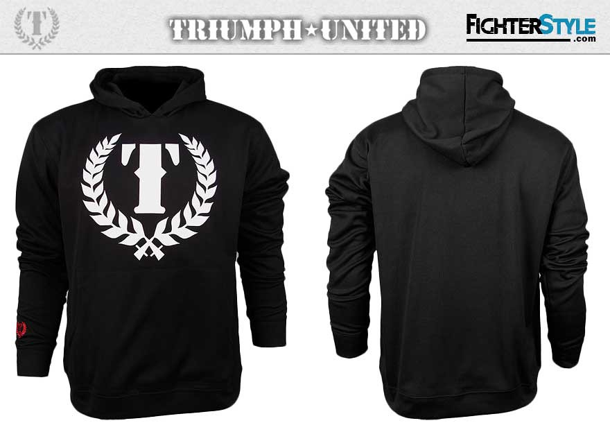 Triumph United Icon Supra Hoodie - MMA Clothing, MMA Hoodi