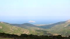 Вид на северную часть Корсики