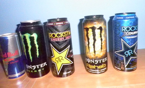Energy drinks | by BadSoull