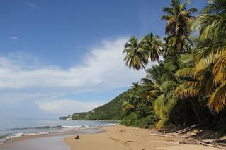 Playa en la Bahía de Añasco, Rincón   by twiga_swala