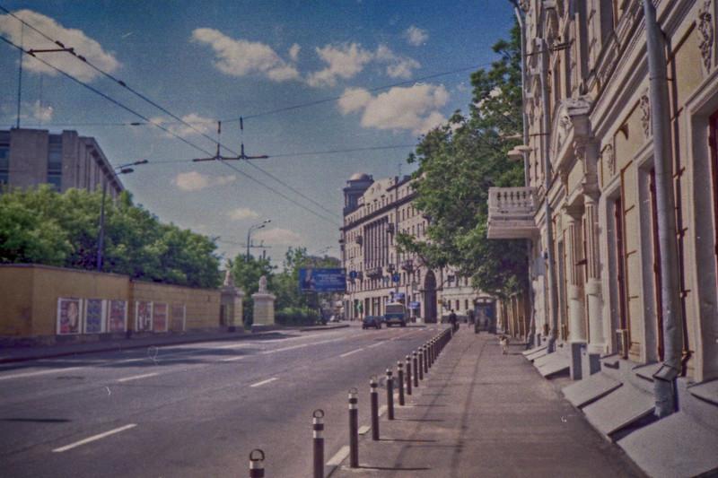 Ул. Солянка (2000г.)