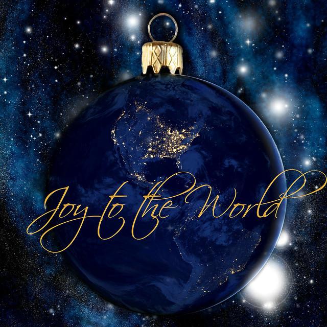 Joy to the World . . .
