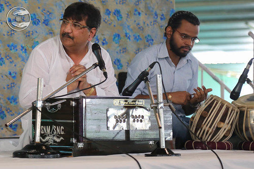 Devotional song by Arvind Kumar from Jammu