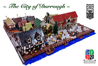 City of Durrough | by Gary^The^Procrastinator