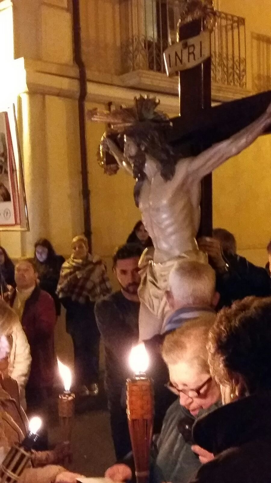 (2016-03-18) - VII Vía Crucis nocturno - Mari Carmen Barceló Pérez (06)
