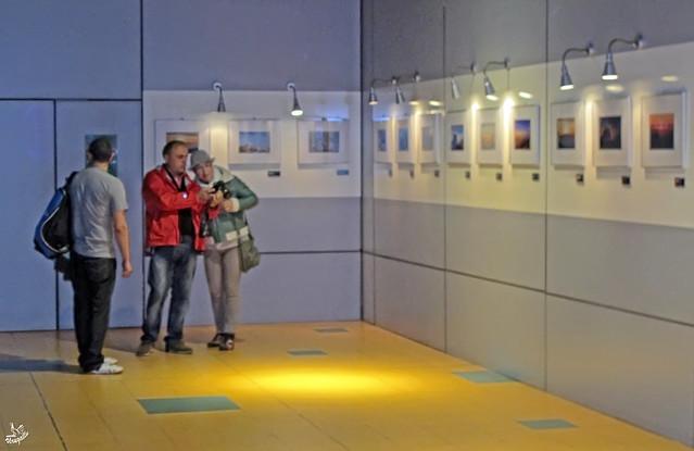 14 Exposición Fotografica de la QDD Internacional de Piloña 2012