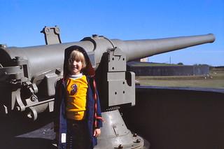 South Carolina   -   Fort Moultrie   -   Jessica   -   14 November 1977