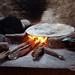 Making tortillas -  Comal para hacer tortillas;  Yutanduchi de Guerrero, Región Mixteca, Oaxaca, Mexico por Lon&Queta