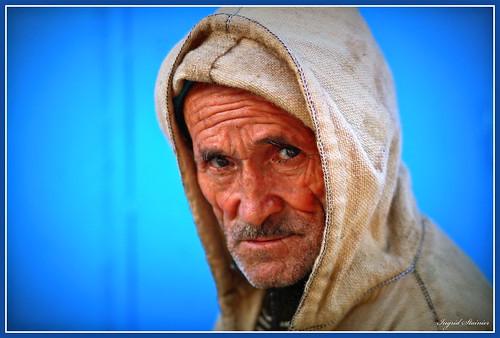 730. Man, Morocco, Chaouen